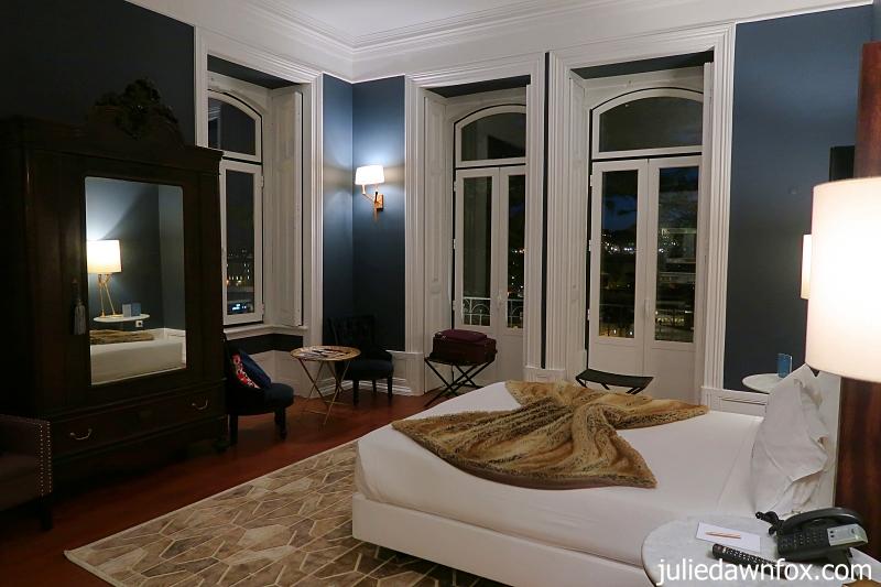 Bedroom, Torel Palace Hotel, Lisbon