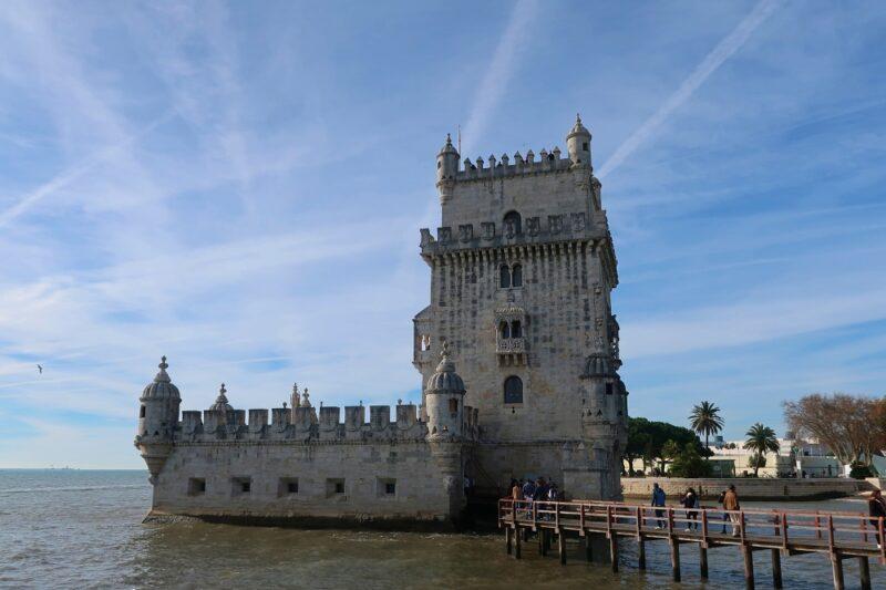 Belem Tower, Lisbon, Portugal